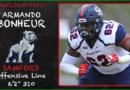 NFL Draft 2017 Prospect: Armando Bonheur