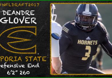 NFL Draft 2017 Prospect: DeAndre Glover