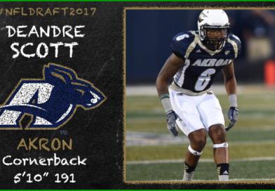 NFL Draft 2017 Prospect: Deandre Scott