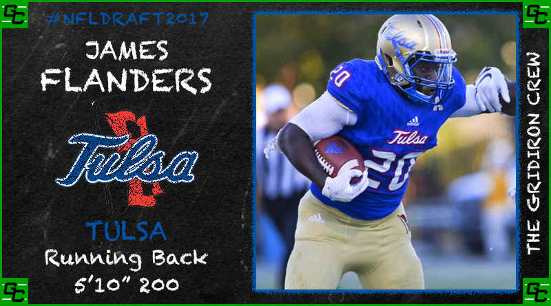 NFL Draft 2017 Prospect: James Flanders