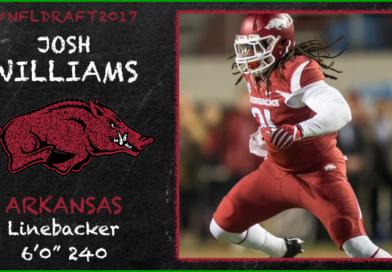 NFL Draft 2017 Prospect: Josh Williams