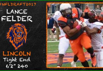 NFL Draft 2017 Prospect: Lance Felder