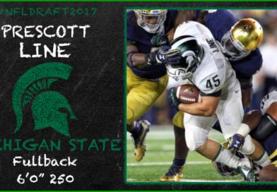 NFL Draft 2017 Prospect: Prescott Line