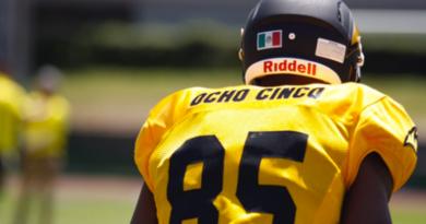 Chad Johnson Scores in Mexico