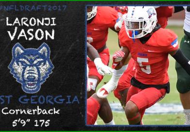 NFL Draft 2017 Prospect: Laronji Vason