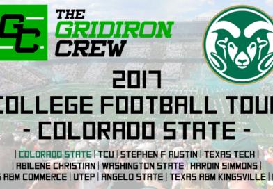 2017 College Football Tour: Colorado State