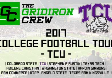 2017 College Football Tour: TCU