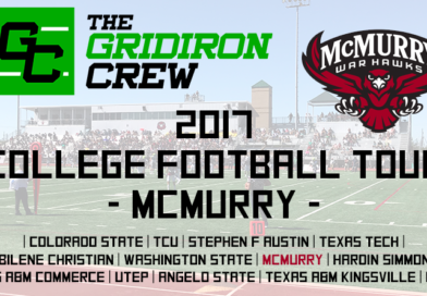 2017 College Football Tour: McMurry