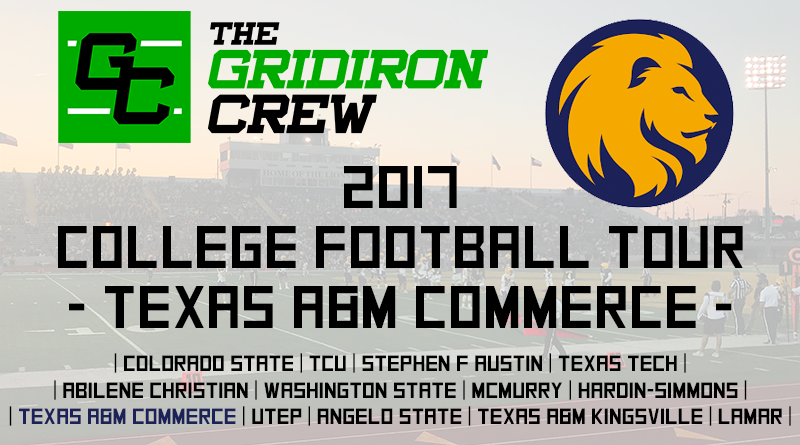 2017 College Football Tour: Texas A&M Commerce