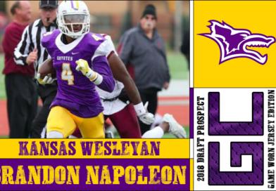 Brandon Napoleon: 2018 Draft Prospect Interview