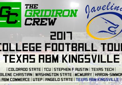 2017 College Football Tour: Texas A&M Kingsville