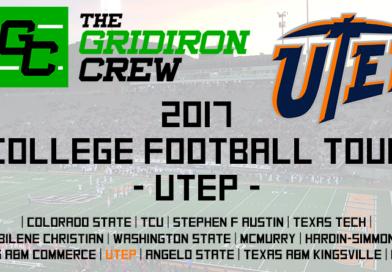 2017 College Football Tour: UTEP