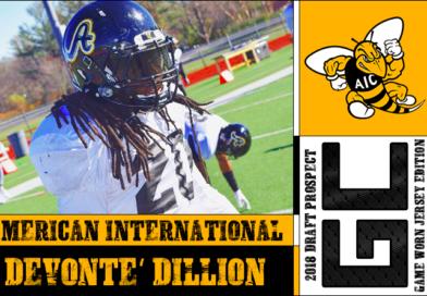 Devonte' Dillion: 2018 Draft Prospect Interview