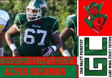 Alvin Solomon: 2018 Draft Prospect Interview