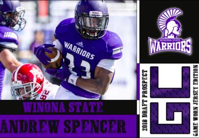 Andrew Spencer: 2018 Draft Prospect Interview