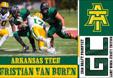 Christian Van Buren: 2018 Draft Prospect Interview