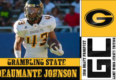 DeAumante Johnson: 2018 Draft Prospect Interview