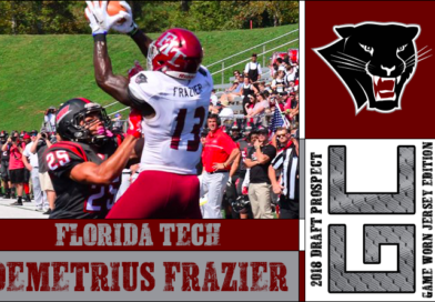 Demetrius Frazier: 2018 Draft Prospect Interview