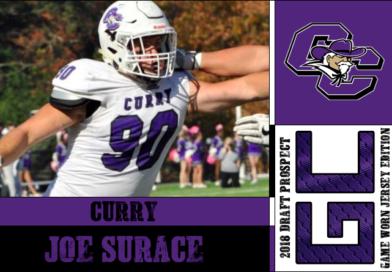 Joe Surace: 2018 Draft Prospect Interview