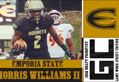 Morris Williams II: 2018 Draft Prospect Interview