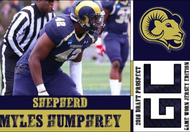 Myles Humphrey: 2018 Draft Prospect Interview