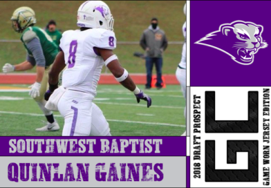 Quinlan Gaines: 2018 Draft Prospect Interview