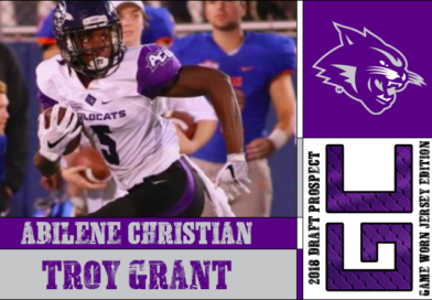 Troy Grant: 2018 Draft Prospect Interview