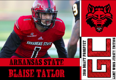 Blaise Taylor: 2018 Draft Prospect Interview