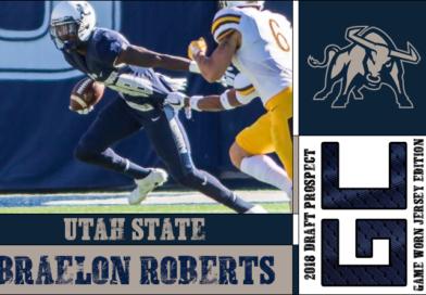 Braelon Roberts: 2018 Draft Prospect Interview
