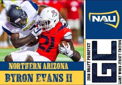 Byron Evans II: 2018 Draft Prospect Interview