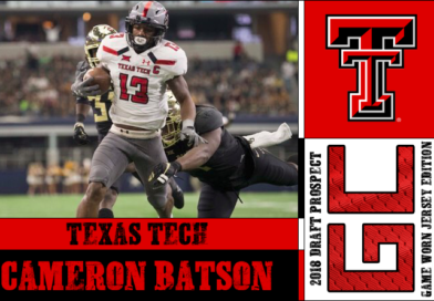 Cameron Batson: 2018 Draft Prospect Interview