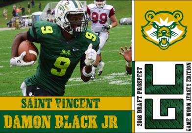 Damon Black Jr: 2018 Draft Prospect Interview