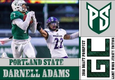 Darnell Adams: 2018 Draft Prospect Interview