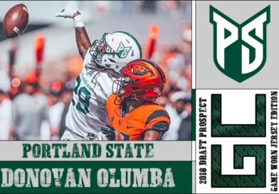 Donovan Olumba: 2018 Draft Prospect Interview