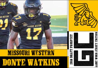 Donte Watkins: 2018 Draft Prospect Interview
