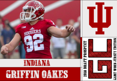 Griffin Oakes: 2018 Draft Prospect Interview