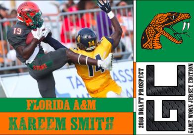 Kareem Smith: 2018 Draft Prospect Interview