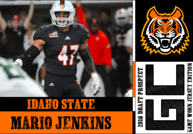 Mario Jenkins: 2018 Draft Prospect Interview
