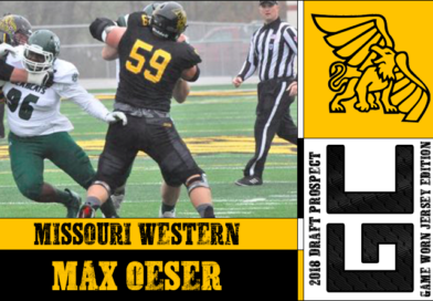 Max Oeser: 2018 Draft Prospect Interview