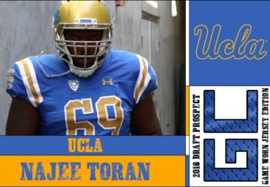 Najee Toran: 2018 Draft Prospect Interview