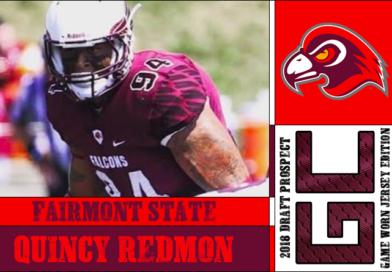 Quincy Redmon: 2018 Draft Prospect Interview