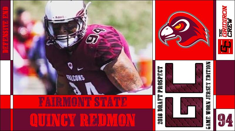 Quincy Redmon NFL Jerseys