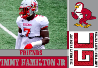 Timmy Hamilton Jr: 2018 Draft Prospect Interview