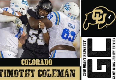 Timothy Coleman: 2018 Draft Prospect Interview