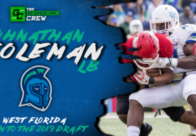 Johnathan Coleman: 2019 Draft Prospect Interview