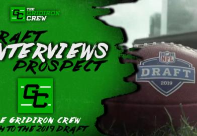 2019 Draft Prospect Interviews
