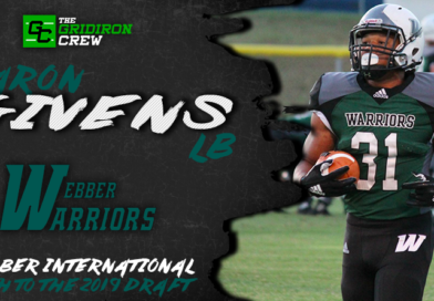 Aaron Givens: 2019 Draft Prospect Interview