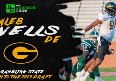 Caleb Wells: 2019 Draft Prospect Interview