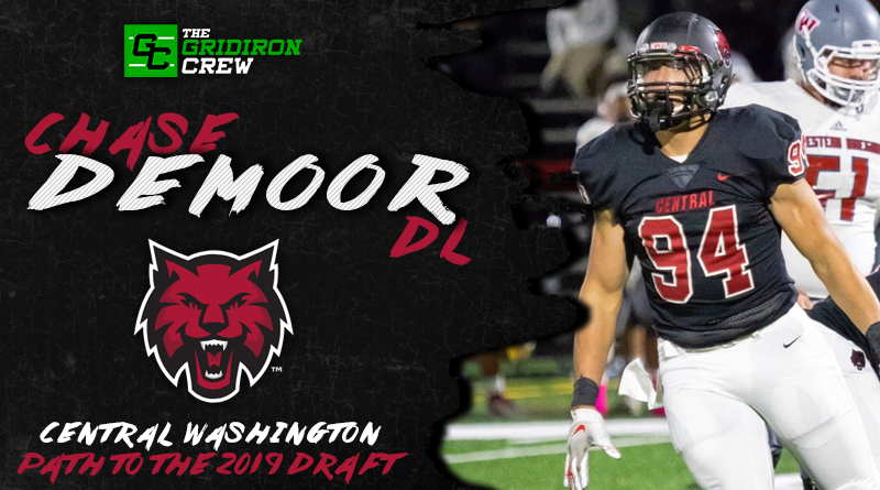Chase DeMoor: 2019 Draft Prospect Interview
