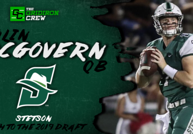 Colin McGovern: 2019 Draft Prospect Interview